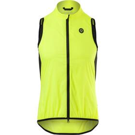 AGU Essential II Wind Vest Men, geel